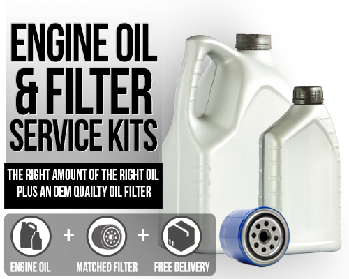 Opie Oils Engine Oil and Filer Service Kits