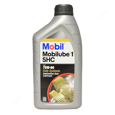 Mobil Mobilube 1 SHC 75W-90 Fully Synthetic Performance Gearbox Oil