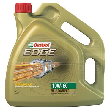 Castrol Edge Titanium 10w-60 FST Fully Synthetic Car Engine Oil - BMW M-Series