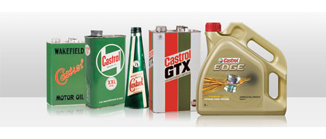 Castrol - 100 years of automoive lubrication