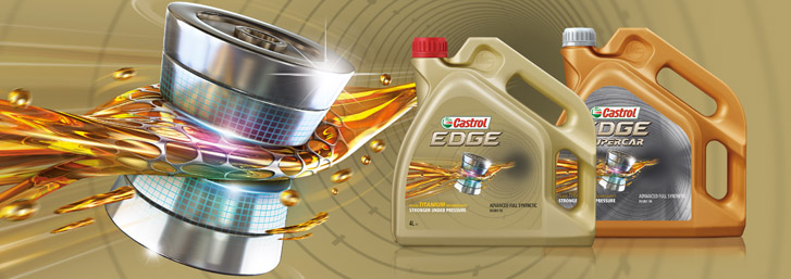 Oil Slider - Contact Castrol / Opie Oils