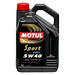 API SM Petrol Engine Oil