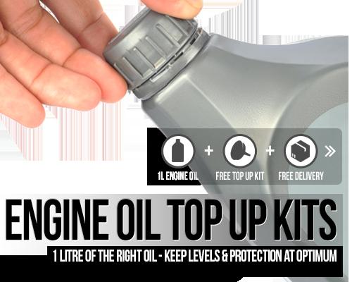 Opie Oils Top Up Kits