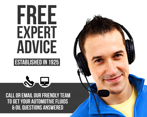 Opie Oils free expert advice, if you have an automotive oil or fluid question, we're here to help