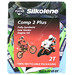 Silkolene Comp 2 Plus 2 stroke - 4 Litres (Lube Cube)