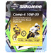 Silkolene Comp 4 10w-30 Synth - 4 Litres (Lube Cube)