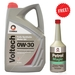Comma Voltech 0W-30 Fully Synt - 5 Litres + 400ml Petrol Magic