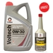 Comma Voltech 0W-30 Fully Synt - 5 Litres + 400ml Diesel Magic