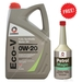Comma Eco-V 0W-20 - 5 Litres + 400ml Petrol Magic