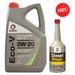 Comma Eco-V 0W-20 - 5 Litres + 400ml Diesel Magic