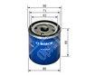 BOSCH Car Oil Filter 045110335 - Single