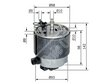 Car Fuel Filter F026402126 - Single