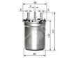 Car Fuel Filter F026402834 - Single