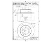 Brembo Brake Discs 09.A451.10 - Set (2 DISCS)