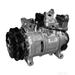 DENSO A/C Compressor DCP02008 - Single
