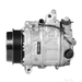 DENSO A/C Compressor DCP17129 - Single