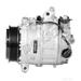 DENSO A/C Compressor DCP17133 - Single