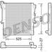 DENSO Radiator DRM45034 - Single