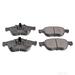 Febi Brake Pad Set 116387 - Single