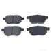 Febi Brake Pad Set 116390 - Single