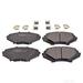 Febi Brake Pad Set 116404 - Single