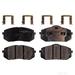 Febi Brake Pad Set 116410 - Single