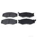 Febi Brake Pad Set 116411 - Single