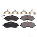 Febi Brake Pad Set 116413 - Single