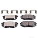 Febi Brake Pad Set 116415 - Single