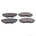 Febi Brake Pad Set 116417 - Single