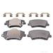 Febi Brake Pad Set 116418 - Single