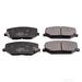 Febi Brake Pad Set 116419 - Single