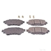 Febi Brake Pad Set 116421 - Single