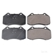 Febi Brake Pad Set 116427 - Single