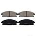 Febi Brake Pad Set 170241 - Single