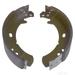 Febi Brake Shoe Set 171048 - Single