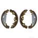 Febi Brake Shoe Set 171056 - Single