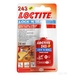 Loctite 243 Lock n seal medium - 24ml