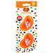 JELLY BELLY Tangerine - Mini V - Pack Of 2