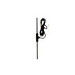 Calearo Aerial - Glass Mount - - Single