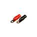 Celsus Terminal - 2 AWG - Red - Single