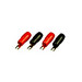 Celsus Terminal - 4 AWG - Red - Pack of 4