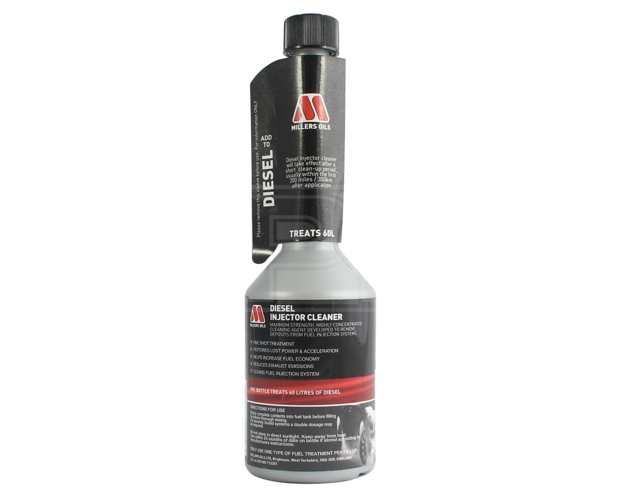 Millers Oils Diesel Injector Cleaner