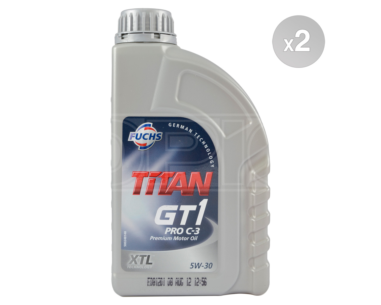 Fuchs TITAN GT1 PRO C-3 XTL 5W-30 Fully Synthetic Engine Oil
