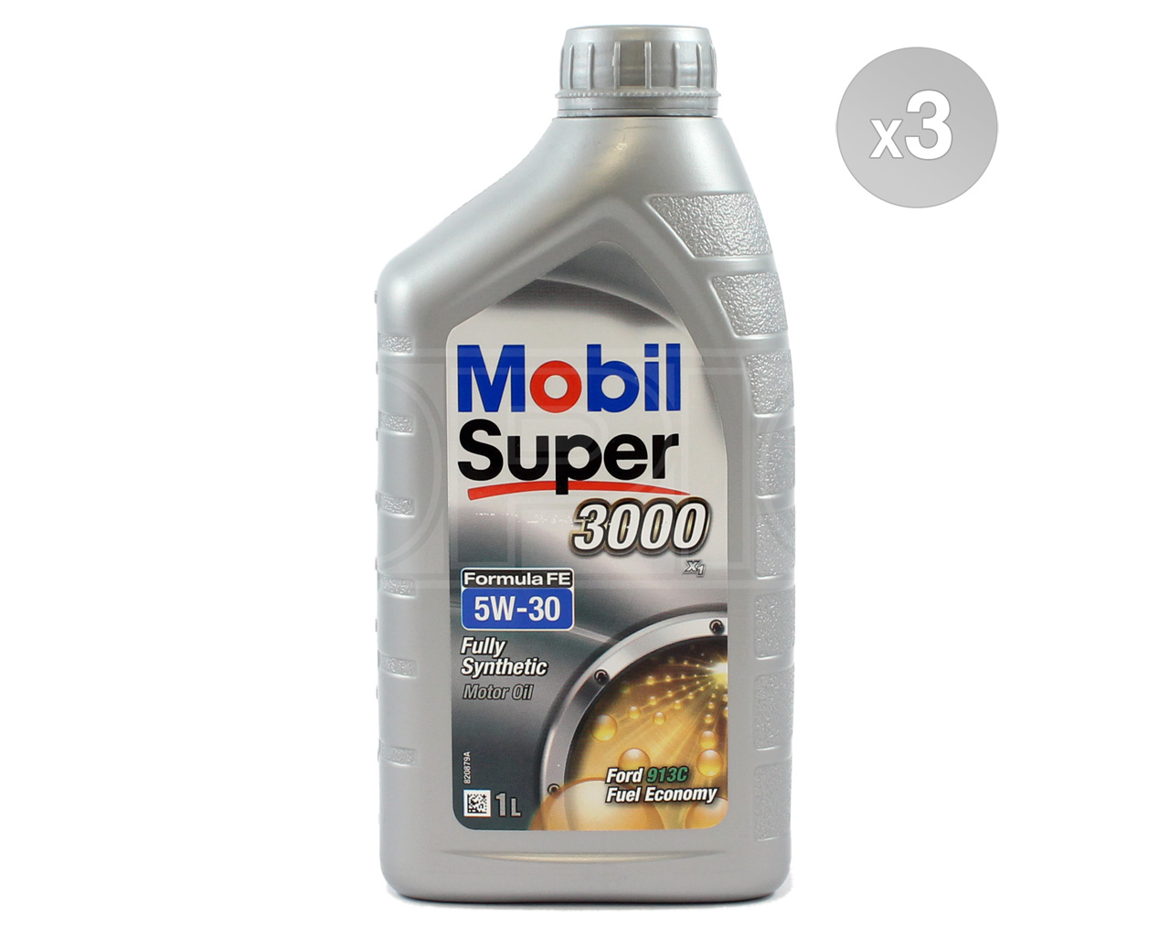 Mobil Super 3000 X1 FE 5w-30 Fully Synthetic Engine Oil