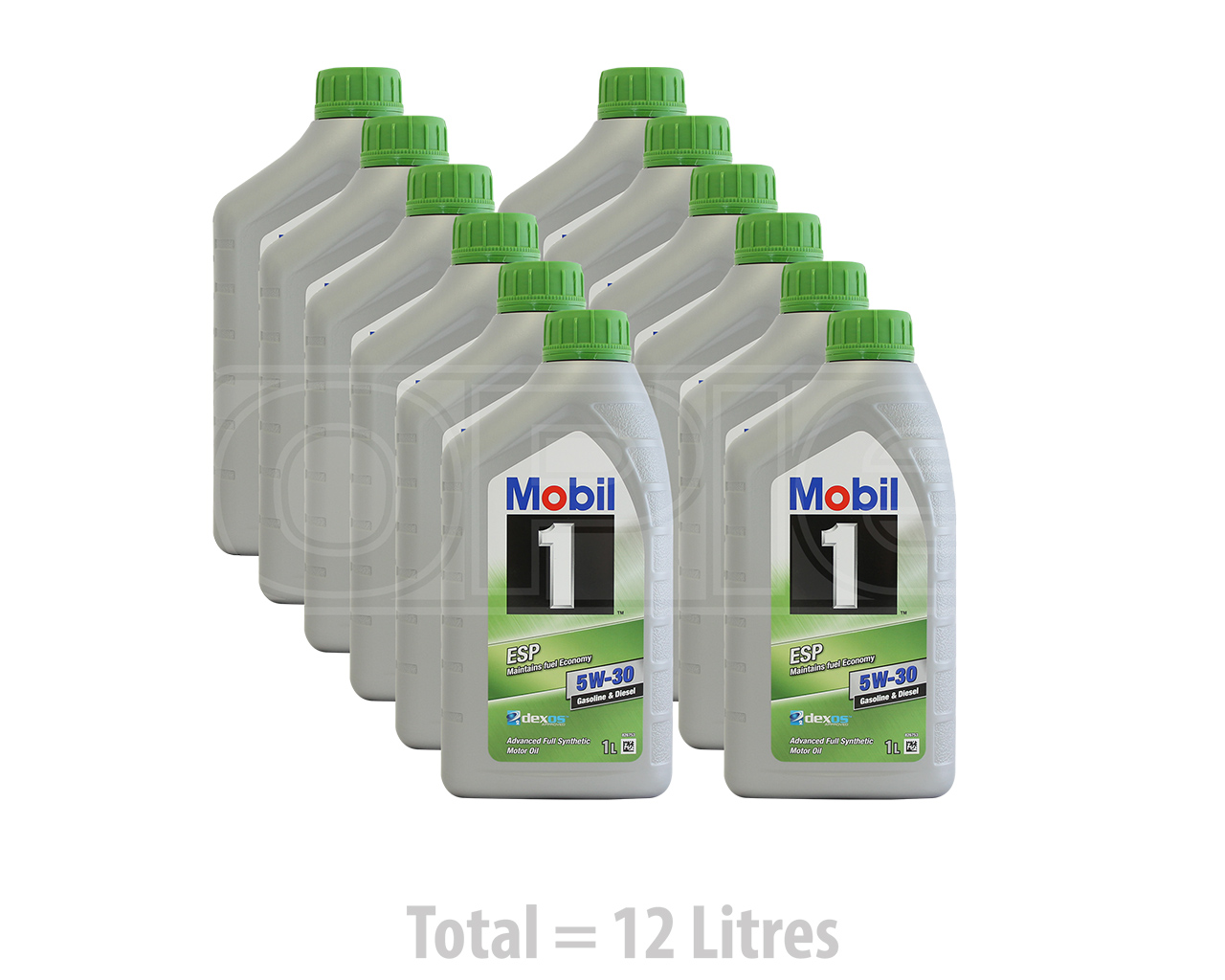 Mobil 1 ESP 5W-30 Fully Synthetic Engine Oil