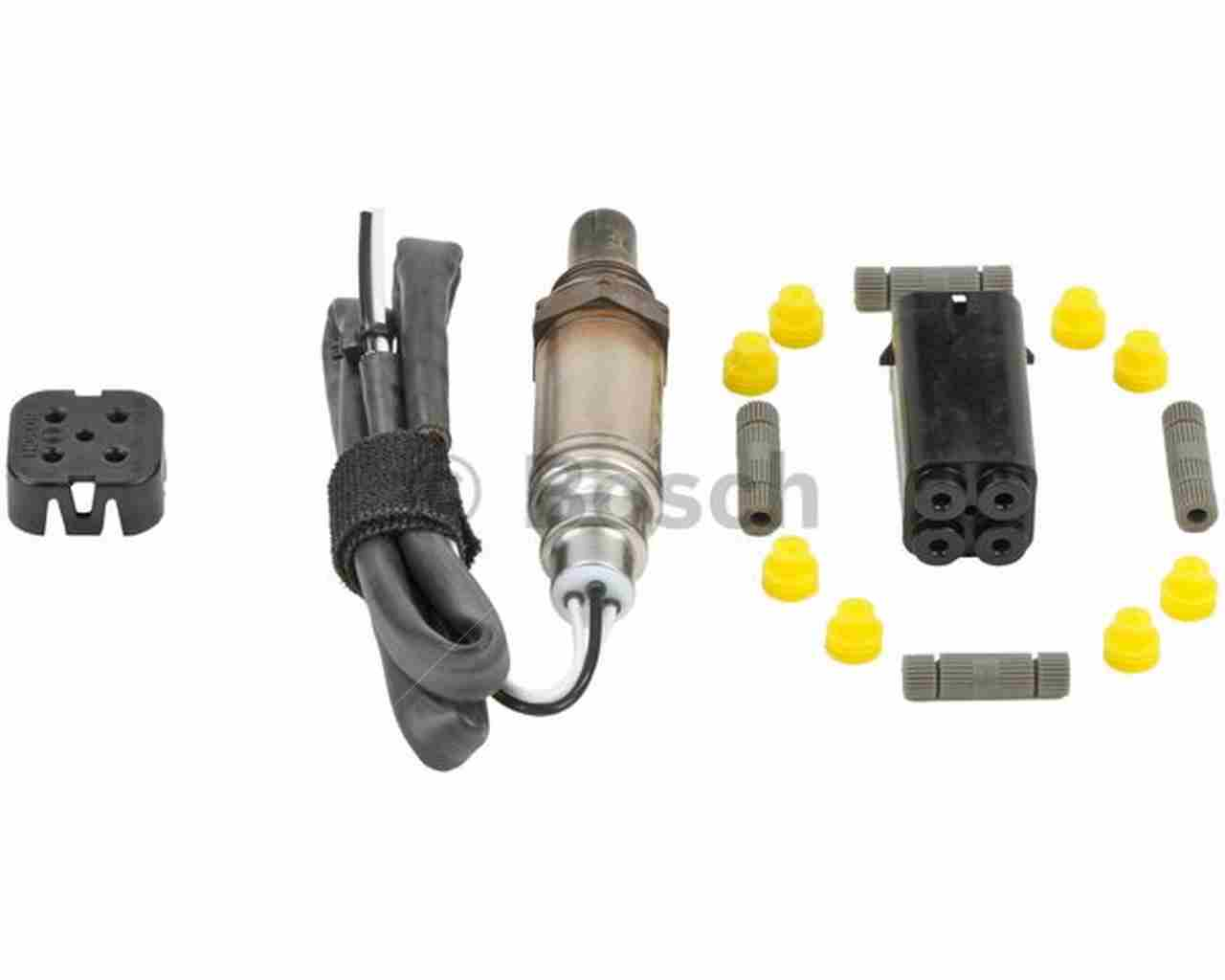 Universal Lambda Oxygen Sensor 5 Wires O2 Probe Genuine Bosch Code