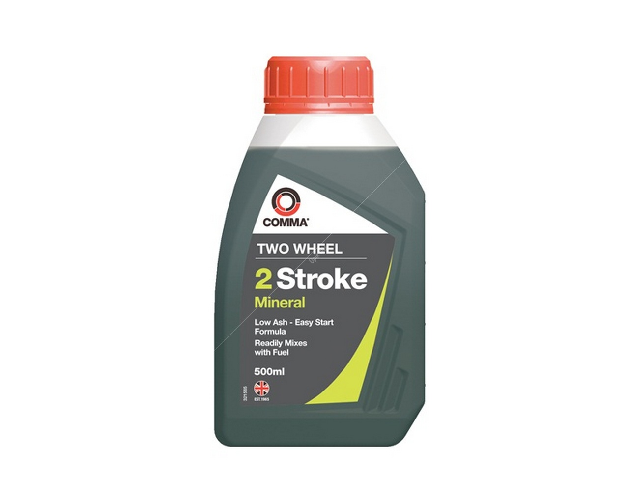 Comma 2 Stroke 2T Mineral Motorcycle Engine Oil