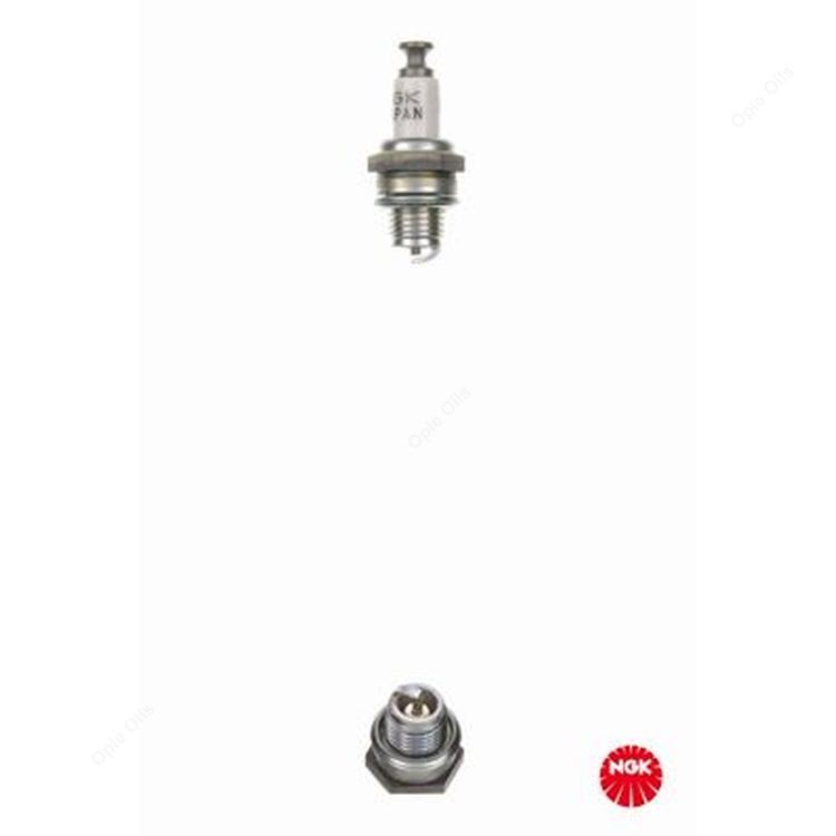 DL100 x 6 NGK CM-6 CM6 RC Spark Plug DL50 DLE55 5812 DLE111