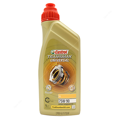 Castrol Syntrax Universal Plus 75W-90 Fully Synthetic Car Gearbox Oil